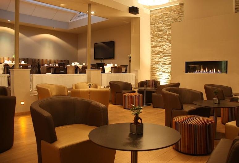Hotel Postiljon, Antwerpen, Hotelski bar