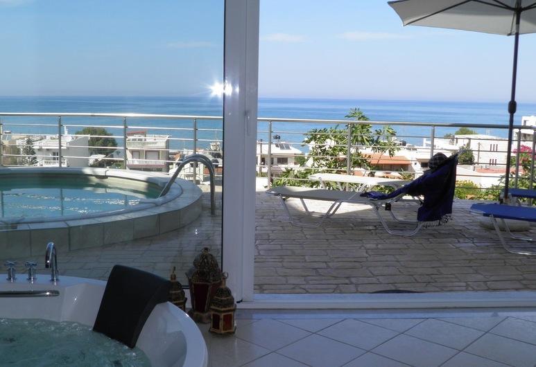 Blue Villas, Chania, Terrace/Patio