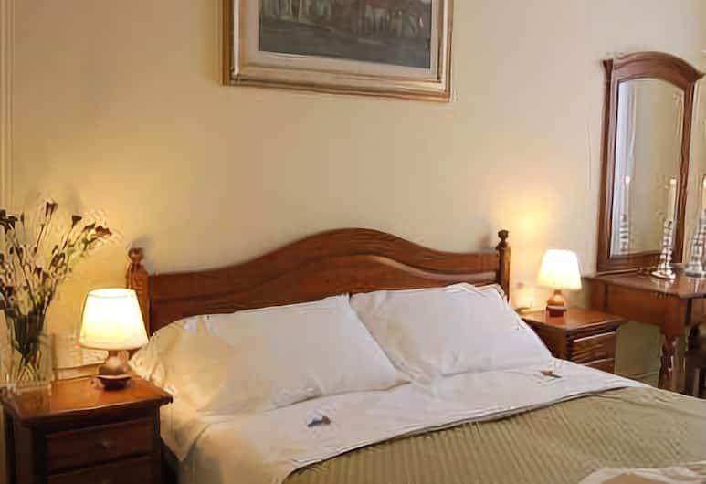 Residenza Ca' Dario, Венеция, Двухместный номер с 1 двуспальной кроватью, общая ванная комната, Номер