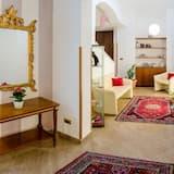 Δίκλινο Δωμάτιο για Μονόκλινη Χρήση, Μπαλκόνι - Περιοχή καθιστικού