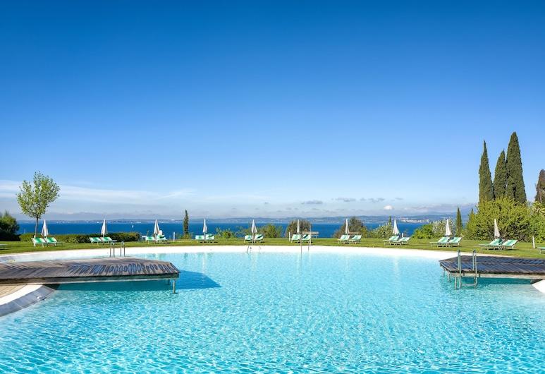 Parc Hotel Germano Suites, Bardolino, Utomhuspool