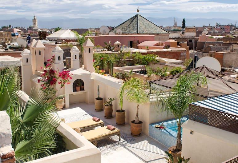 Riad Vert Marrakech, Marrakesch, Terrasse/Patio
