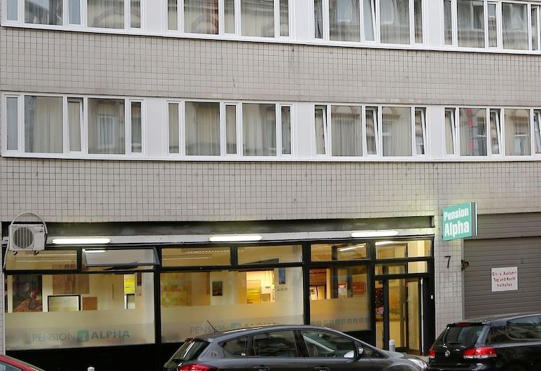 Pension Alpha Frankfurt City, Frankfurt, Außenbereich