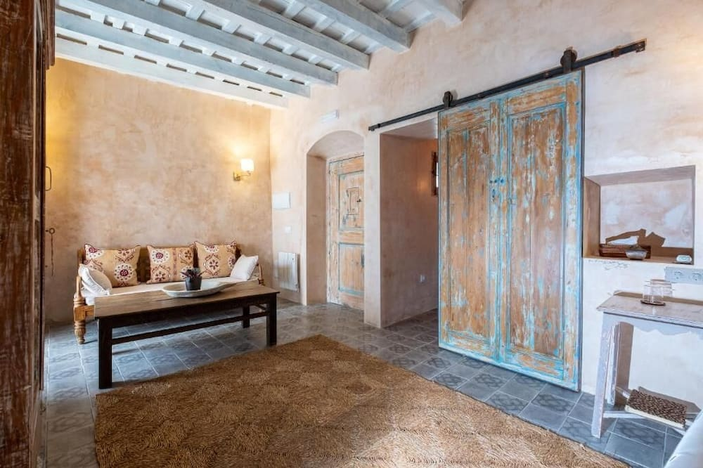 Standardní pokoj - Obývací pokoj