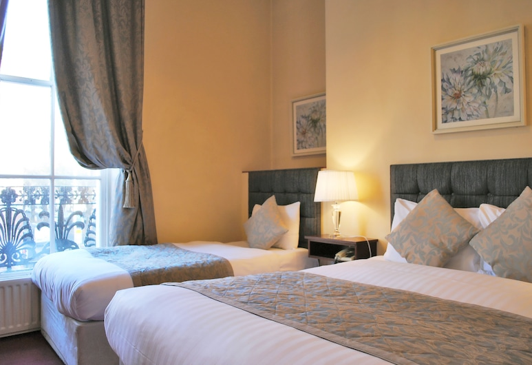 Fitzwilliam Townhouse, Dublin, Standard Double Room, 1 Double Bed, Ensuite, City View, Guest Room