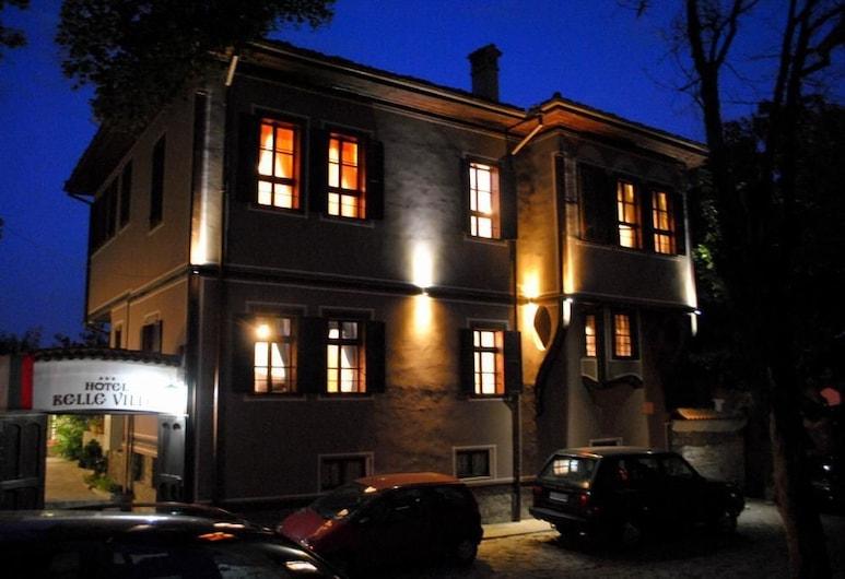 Belle Ville, Plovdiv, Facciata hotel (sera/notte)