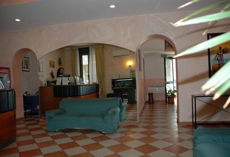 Hotel Bogart 2, Milaan, Hotellounge