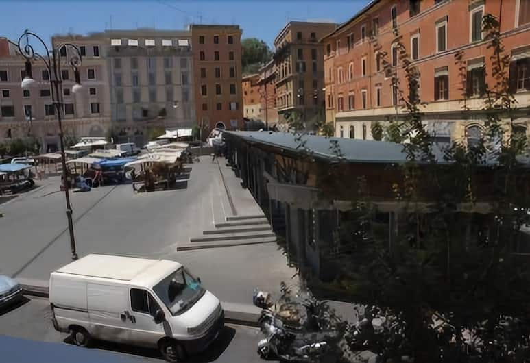 洛坎達聖科斯瑪托酒店, 羅馬, 外觀