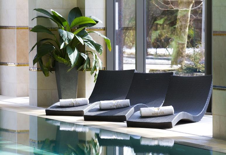 Hotel Divinus, Debrecen, Indoor Pool
