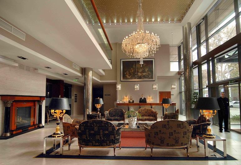 Hotel Divinus, Debrecen, Reception