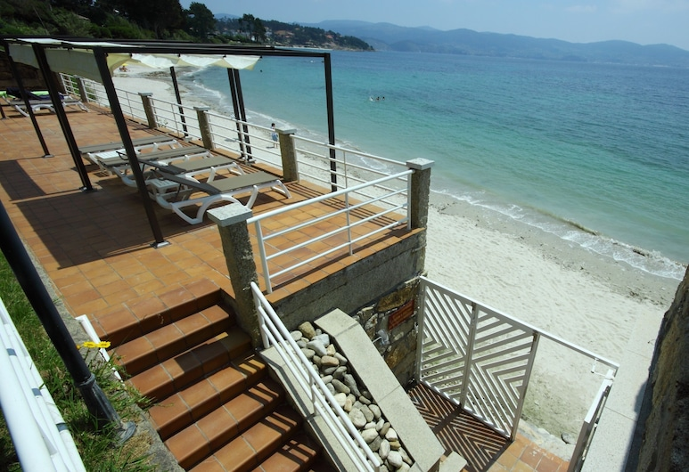 Hotel Spa Nanin Playa, Sanxenxo, Plaża