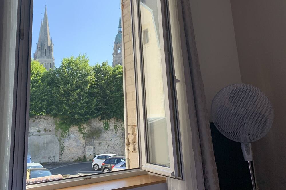 City House - Guest Room View