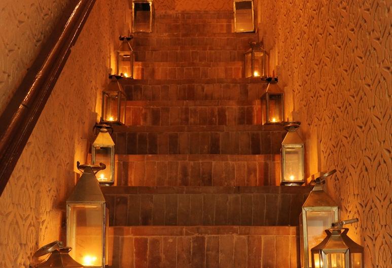 里亞德莎登酒店, 馬拉喀什, 入口