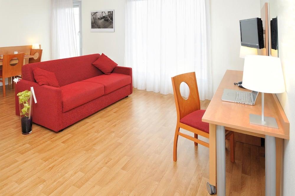 Studio suite (2 Personnes) - Dnevni boravak