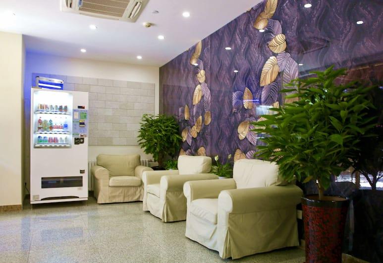 北京西西里酒店, 北京市, 大堂閒坐區