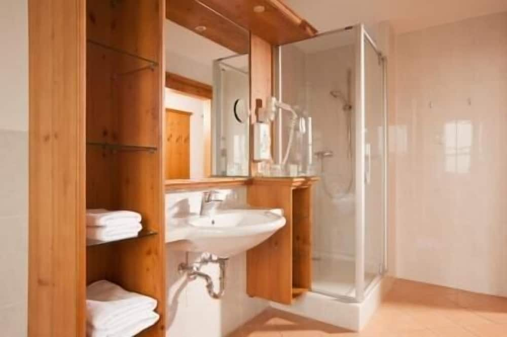 Tweepersoonskamer - Badkamer