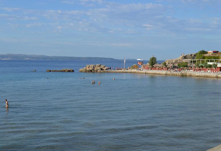 Hotel Villa Diana, Split, Strand
