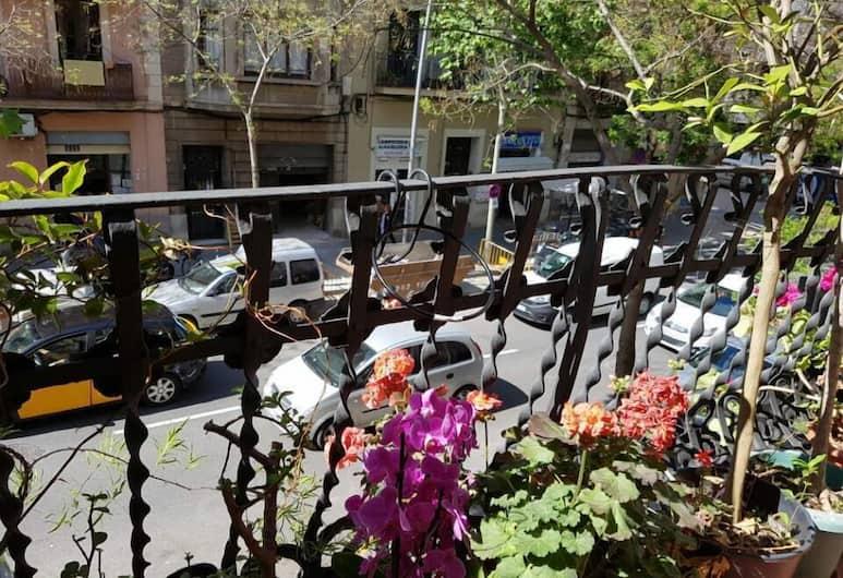오스탈 LK, 바르셀로나, 호텔에서의 전망