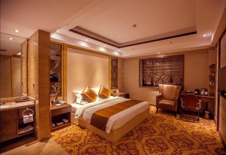 June Hotel - Changchun, Čangčunas, Svečių kambarys