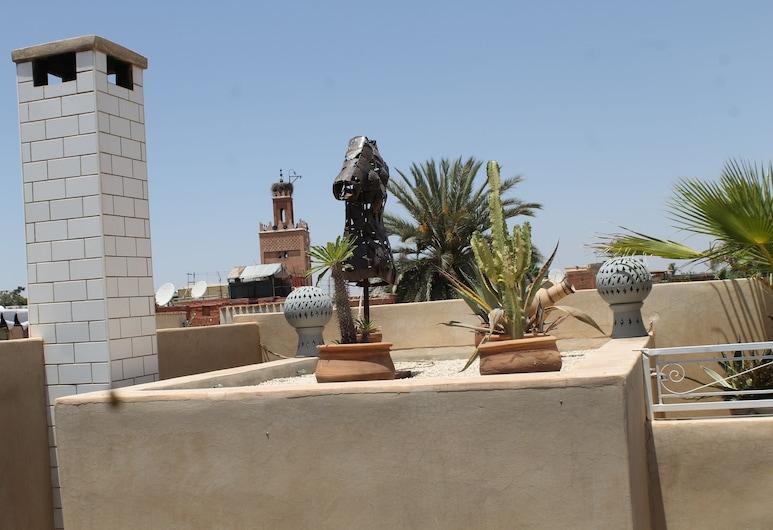 里亞德納菲絲, 馬拉喀什, 陽台
