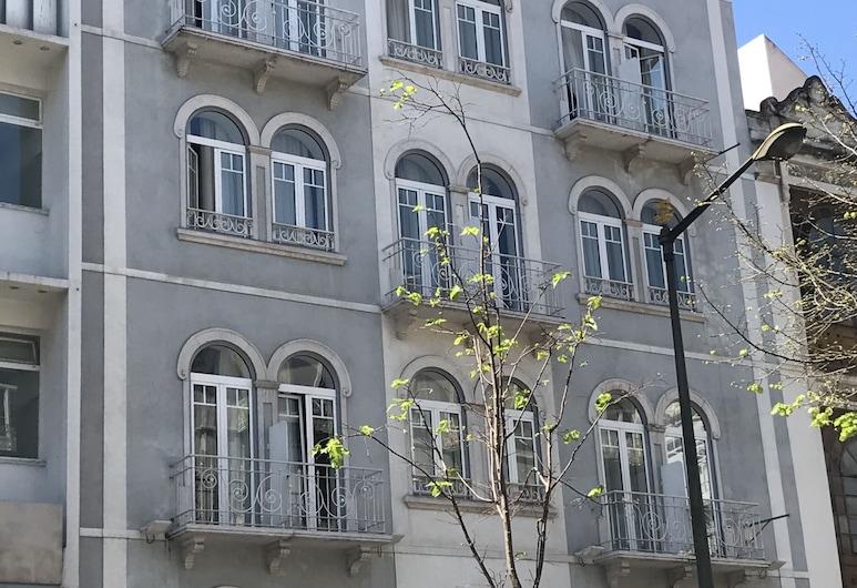 Hotel Sete Colinas, Lisbona, Facciata hotel (sera/notte)