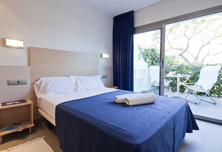 Castellmar Apartments, Castelldefels, Studio - terrass, Rum