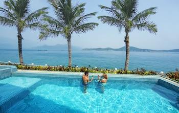 Mynd af MerPerle Hon Tam Resort í Nha Trang