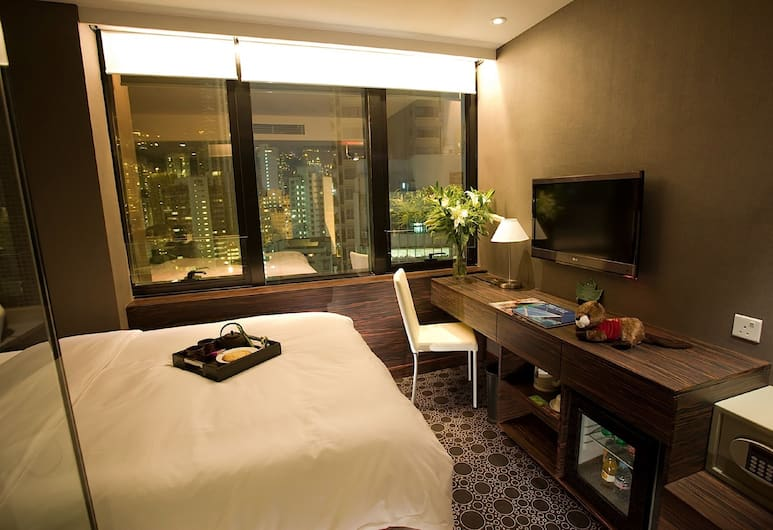 Minimal Hotel Urban, Hong Kong, Premium Room, Guest Room