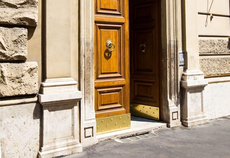 Affittacamere Glatimia, Roma, Ingresso hotel
