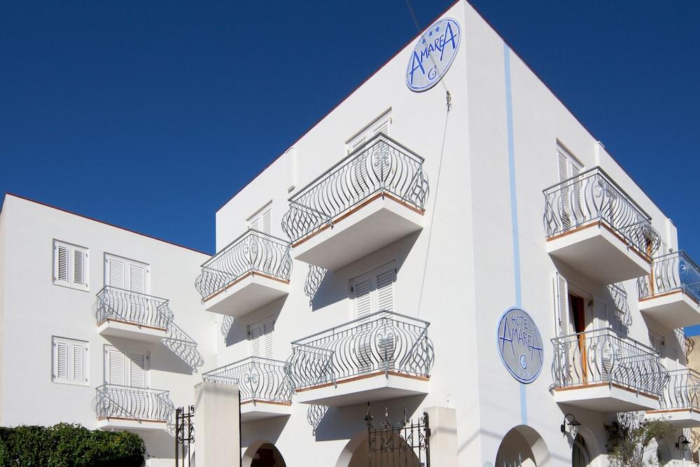 Hotel Amarea, Lipari