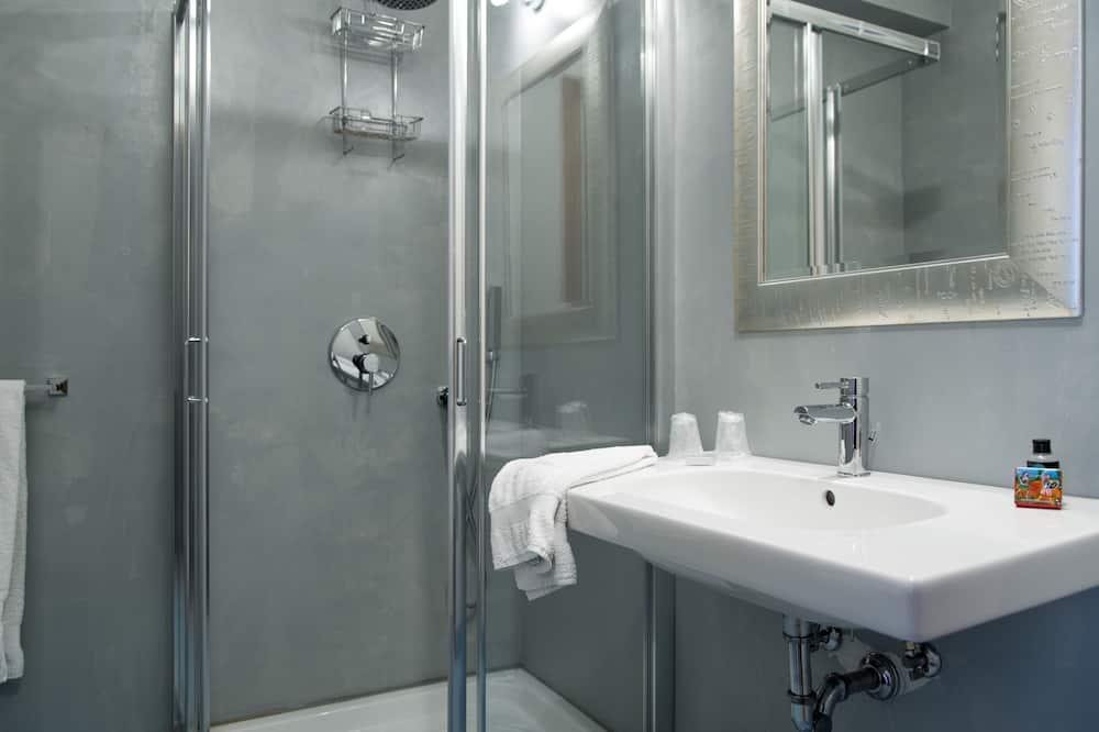 Double Room, Partial Sea View - Bathroom