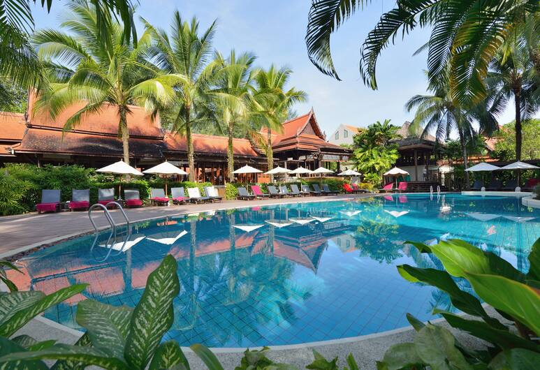 Khaolak Bhandari Resort & Spa, Takua Pa, Outdoor Pool
