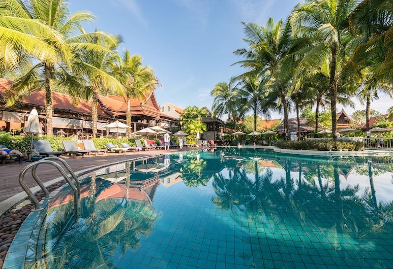 考拉克班達利度假酒店及 SPA, 塔庫巴, 室外泳池