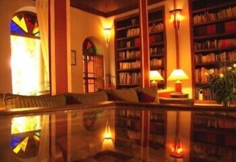 達爾塔里溫特酒店, 馬拉喀什, 酒店酒廊