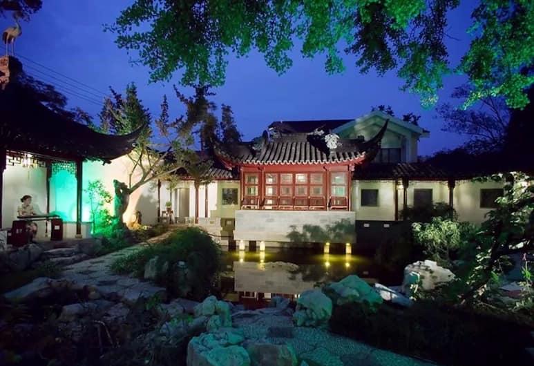 Suzhou Garden Hotel, Suzhou, Pogled iz hotela