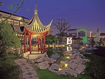 A(z) Suzhou Garden Hotel hotel fényképe itt: Szucsou