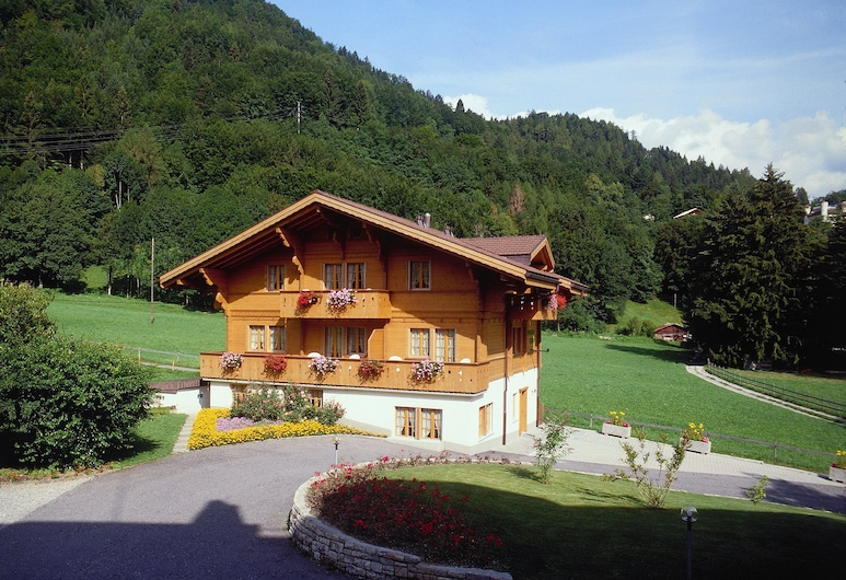 Hotel Berghof Amaranth, Wilderswil, Otel Sahası
