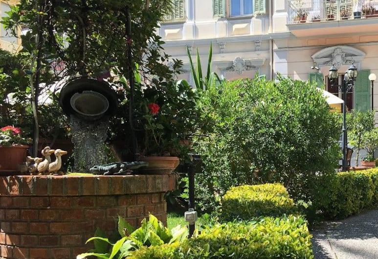 Hotel Alexander, Sanremo, Hage