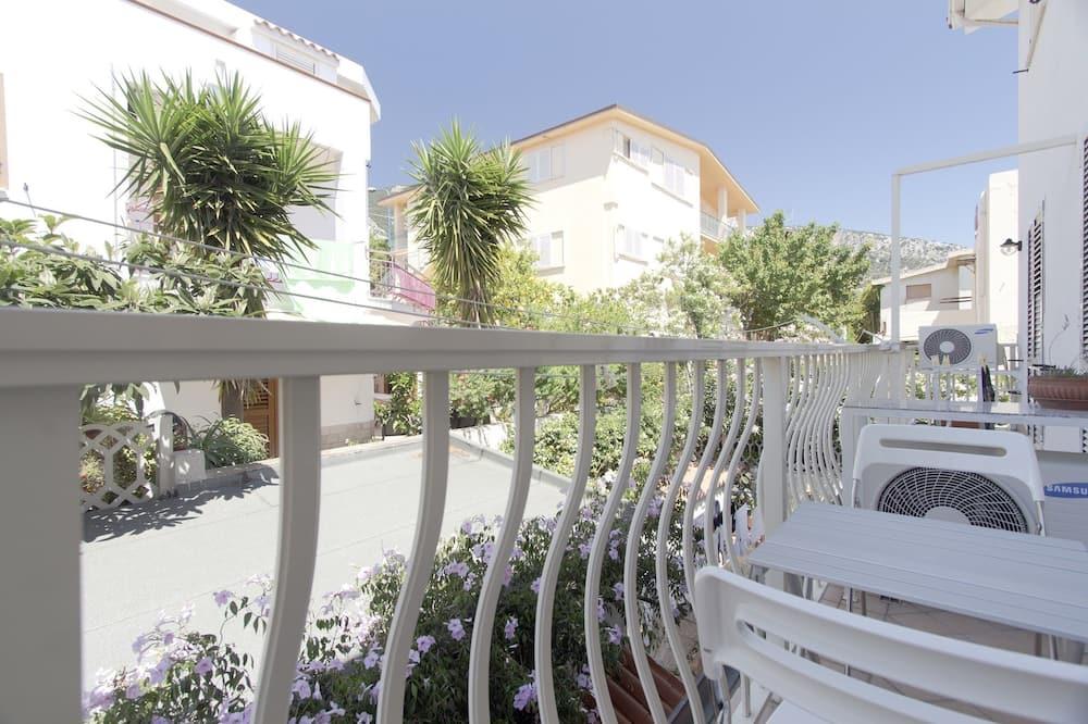 Apartament, 1 sypialnia (Sisine) - Balkon
