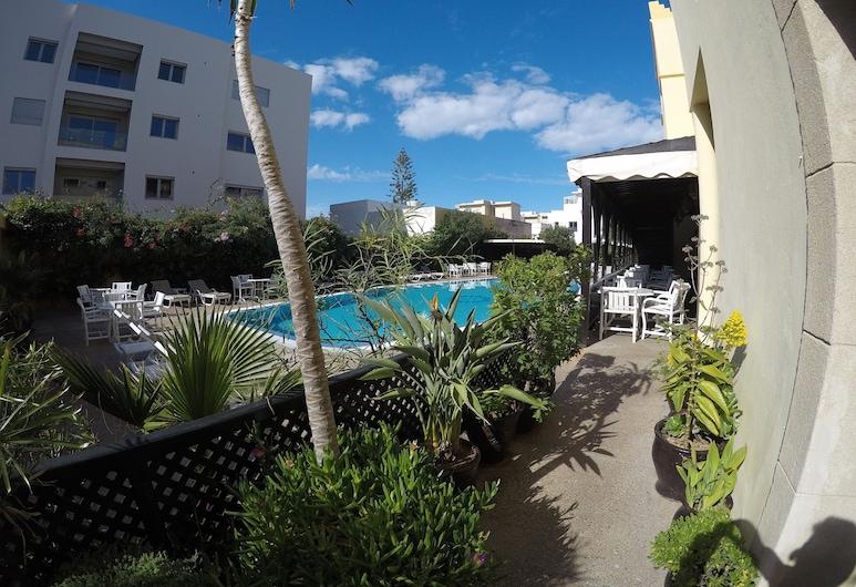 Riad Zahra, Essaouira, Zwembad
