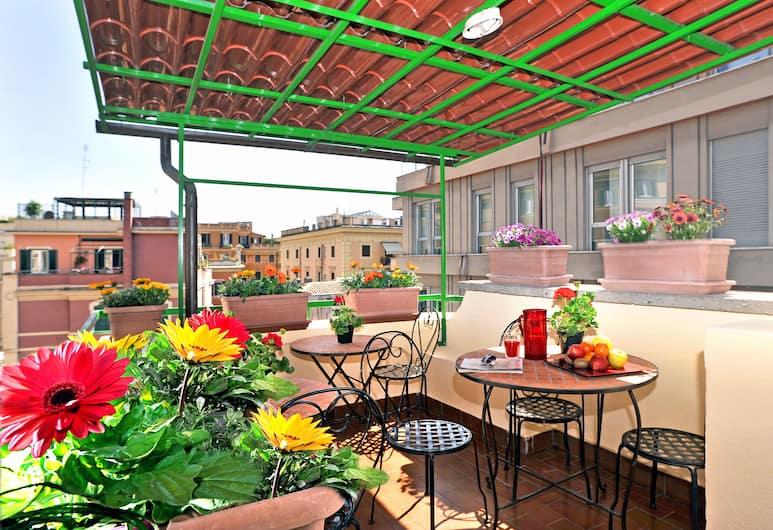 Colors Hotel, Rom, Terrasse/Patio