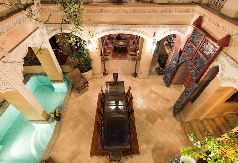 Riad Lorsya, Marrakech, Patio