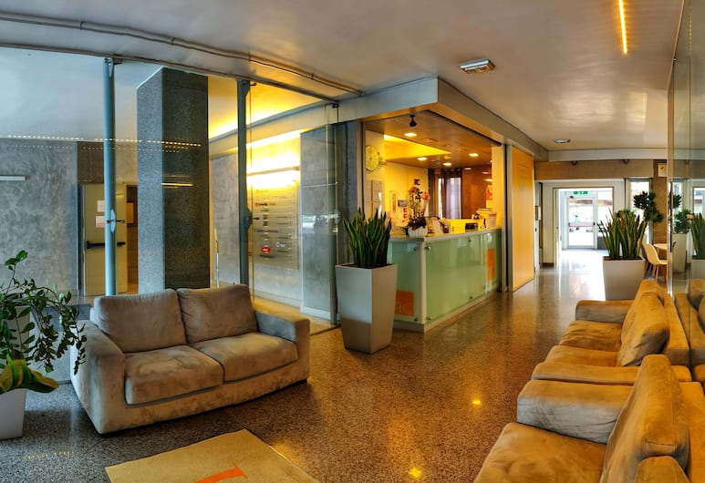 Hotel Colombo 112, Rom, Tempat Duduk di Lobi