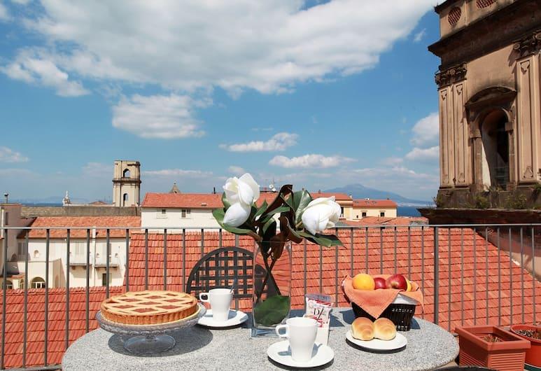 Hotel Rivoli, Sorrento, Terrasse/veranda