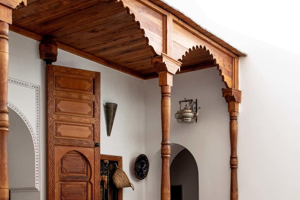 Double Room (Menzeh) - Balcony