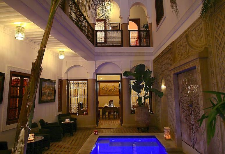 貝迪亞庭院酒店, 馬拉喀什