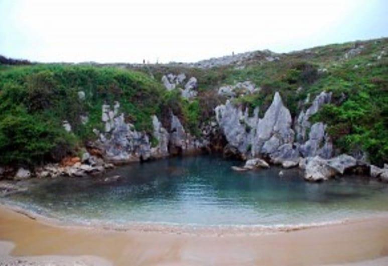 Kaype - Quintamar, Llanes, Plaža