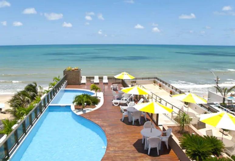 米拉多培亞酒店, 納塔爾, 泳池