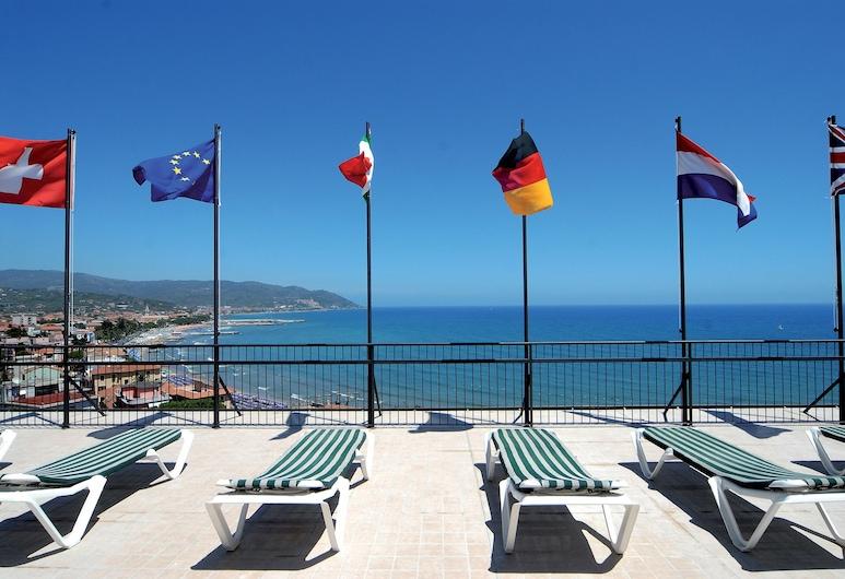 Piccolo Hotel, Diano Marina, Vista dall'hotel