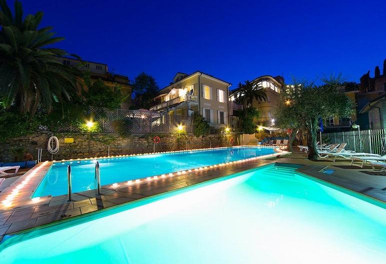 Villa Igea, Diano Marina, Bassein